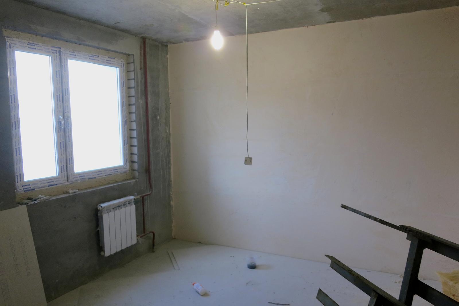 сколько примерно уходит на ремонт квартиры с черновой отделкой