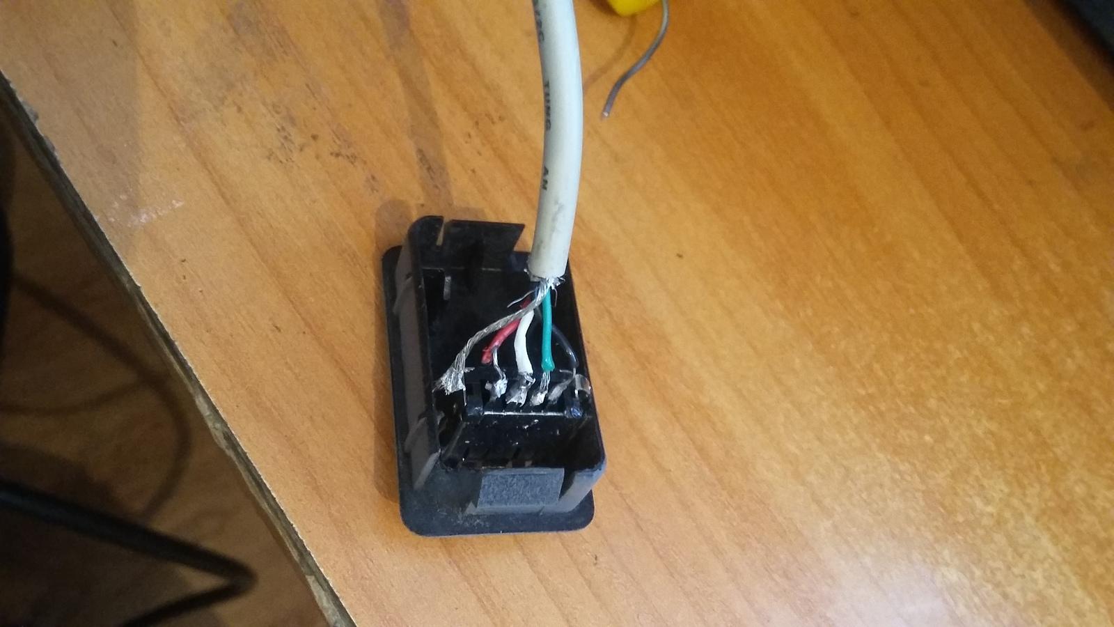 Провод для зарядки телефона своими руками