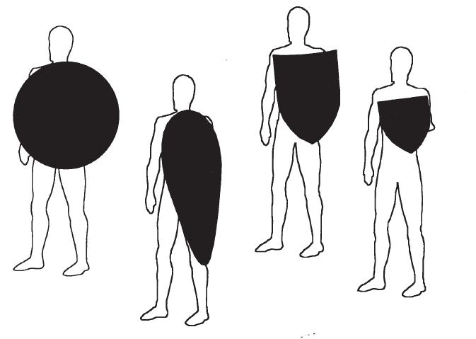 Большие жопы в средневековых одеждах 9
