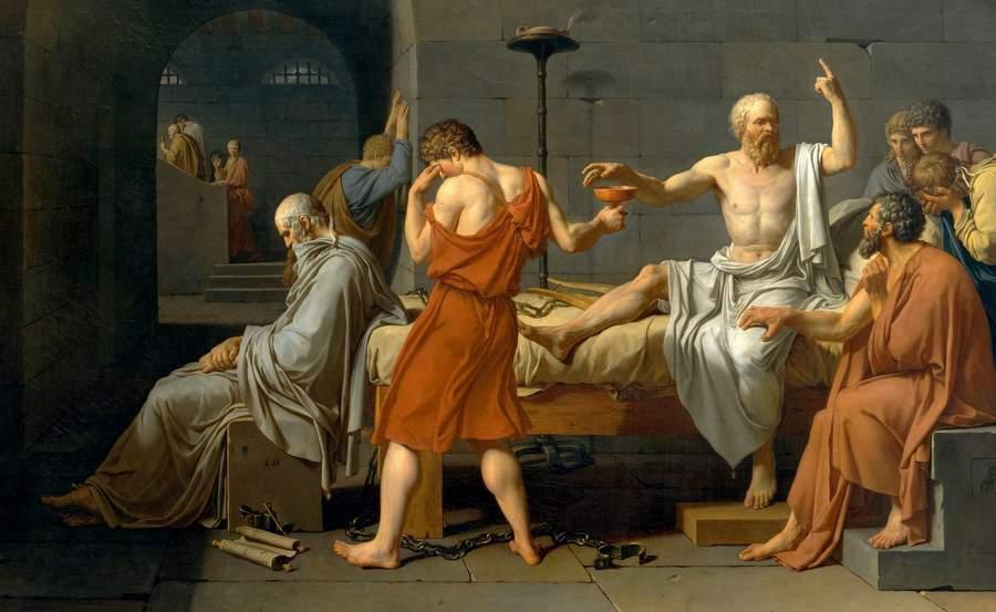 Сократ и алкивиад в сексе