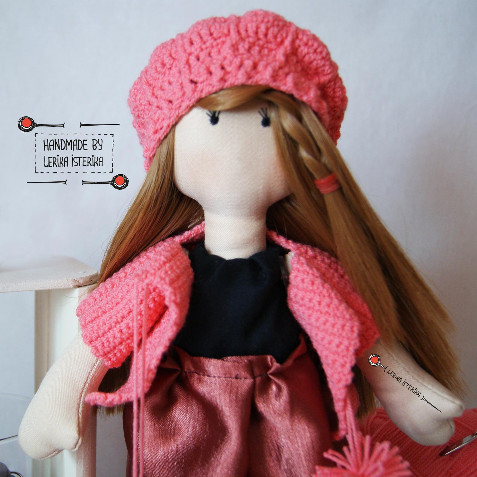 Куколка для девочки своими руками