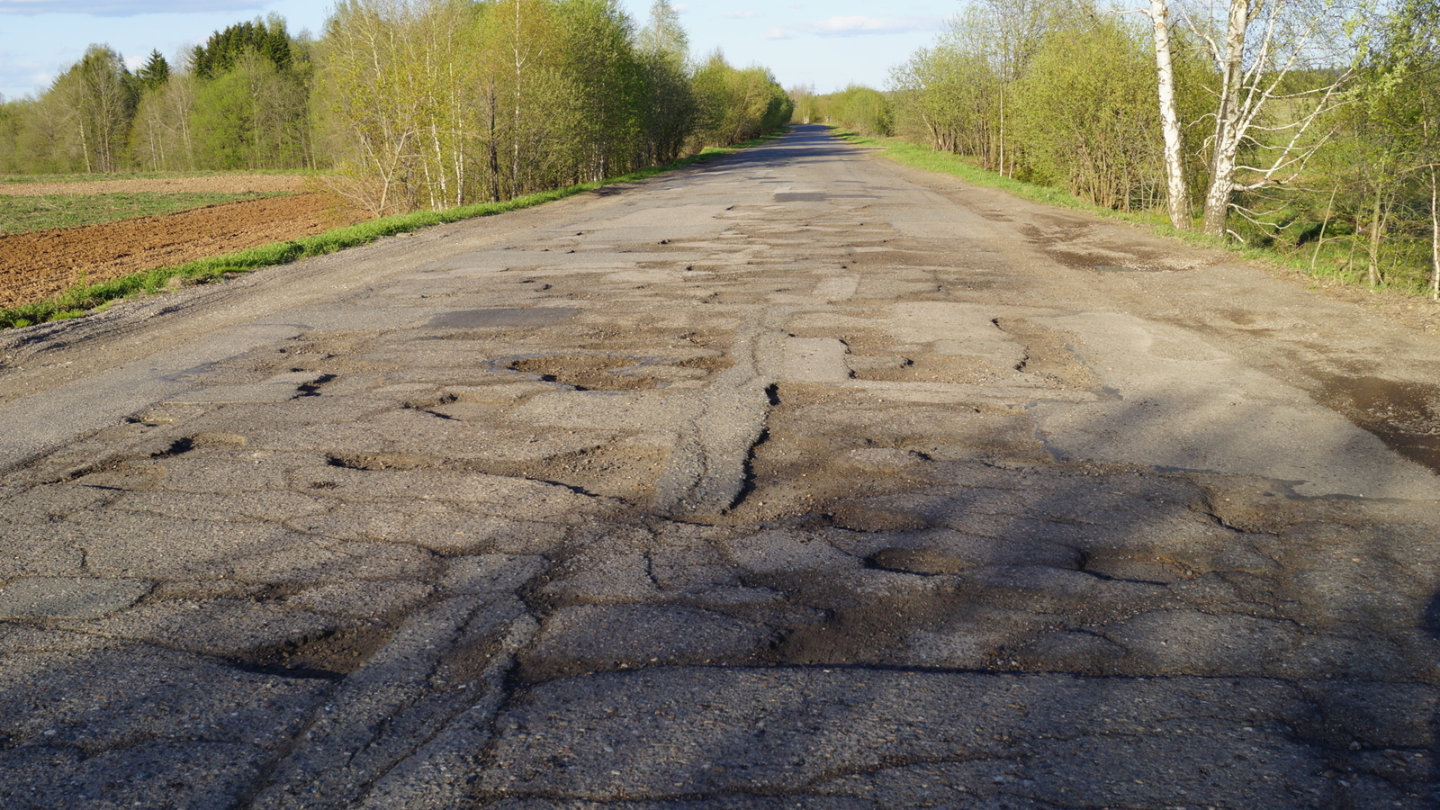 Допустимый размер ямы на дороге в 2018 году требования госта.