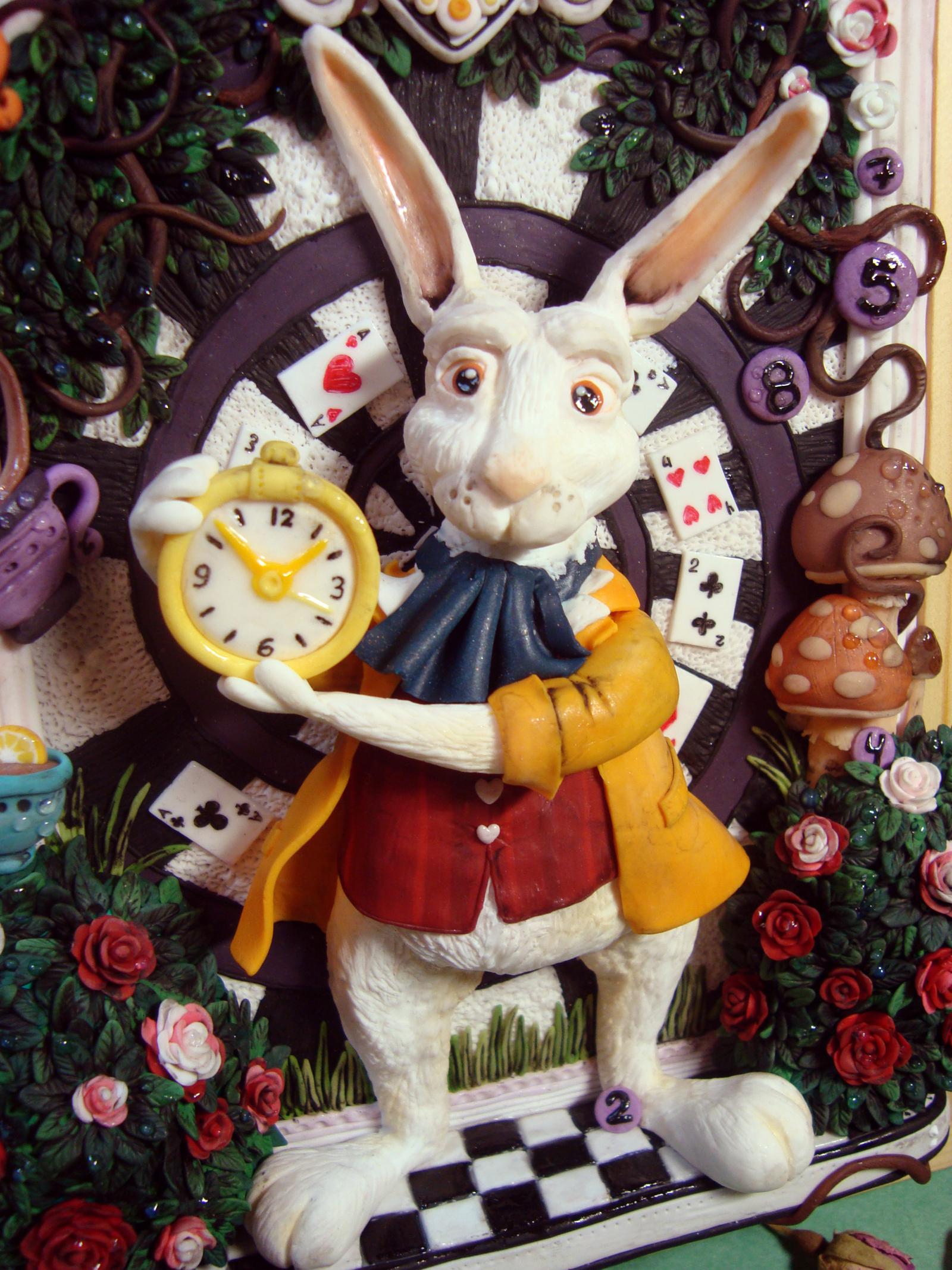 Алиса в стране чудес поделки своими руками фото 864