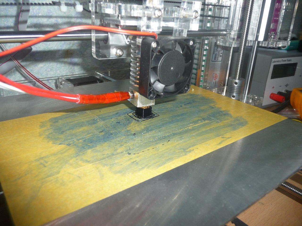 Технический блог  4 3D принтер c0a670ae7ed0e