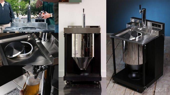 Видео домашняя пивоварня барботер для самогонного аппарата своими руками