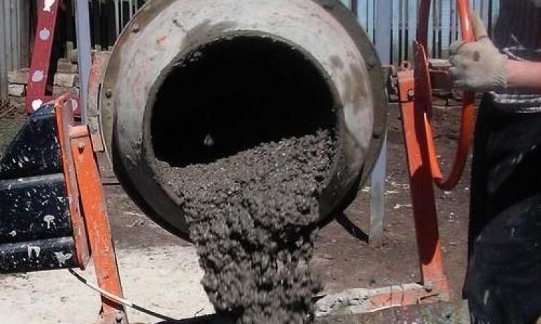 Глина вместо бетона мокрое шлифование бетона