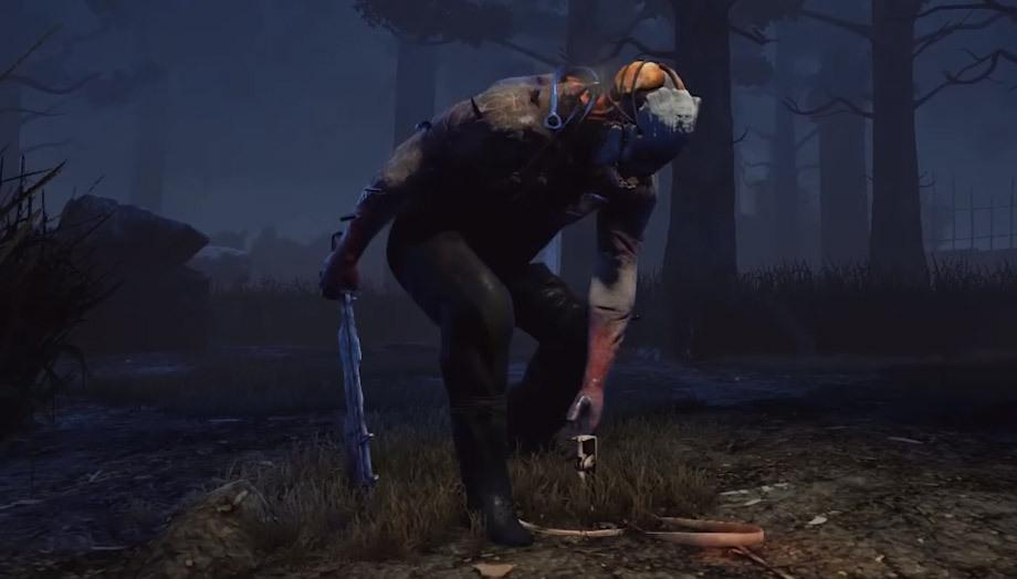 Dead by daylight игра скачать