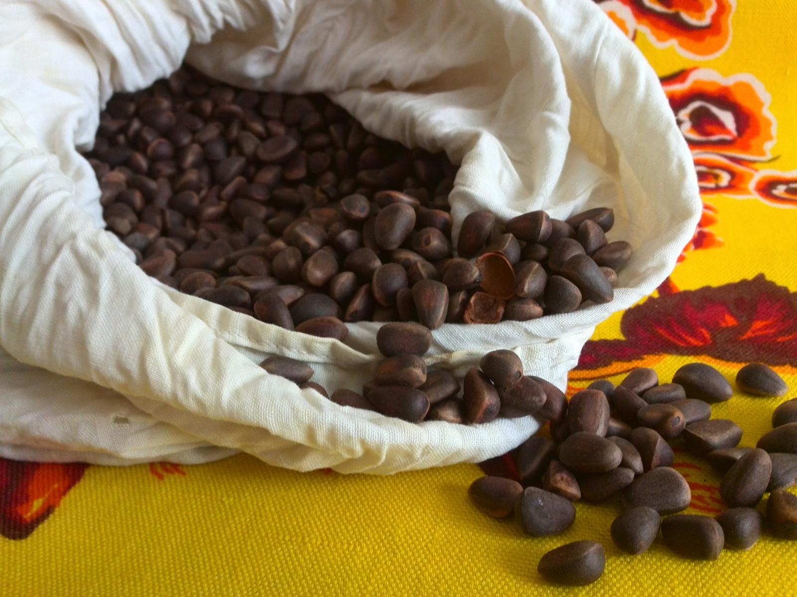 Как сделать мягкими кедровые орешки 294
