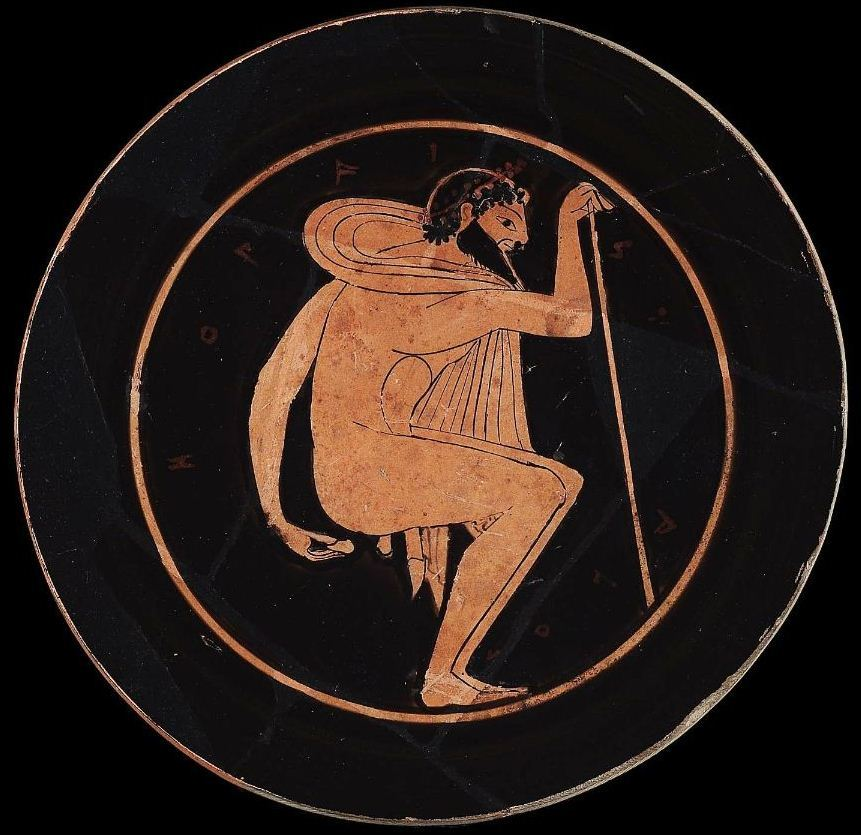 Как древние греки подтирали задницу