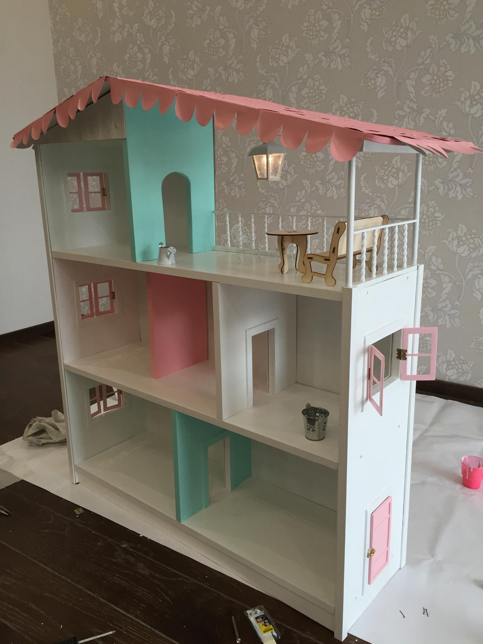 Мебель для игрушек своими руками фото 610