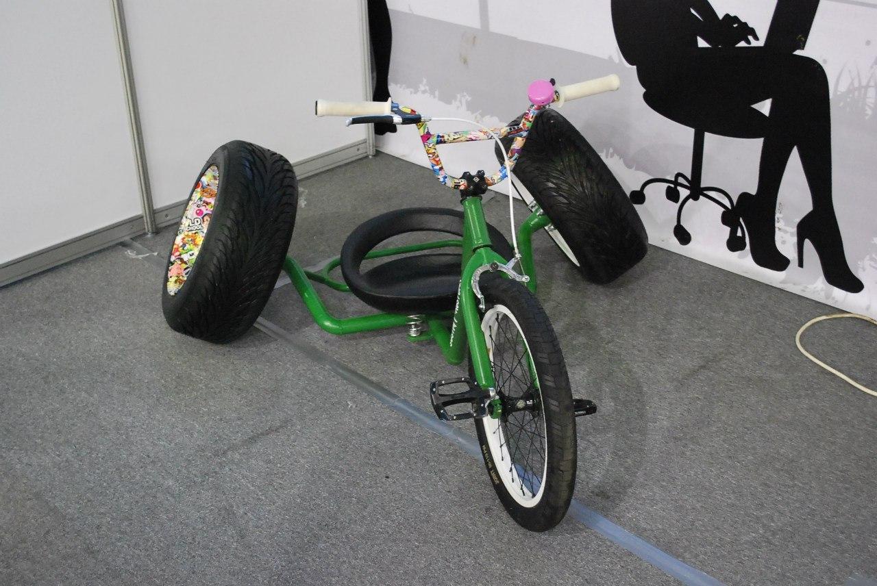 Трёхколёсный велосипед своими руками чертежи фото 864