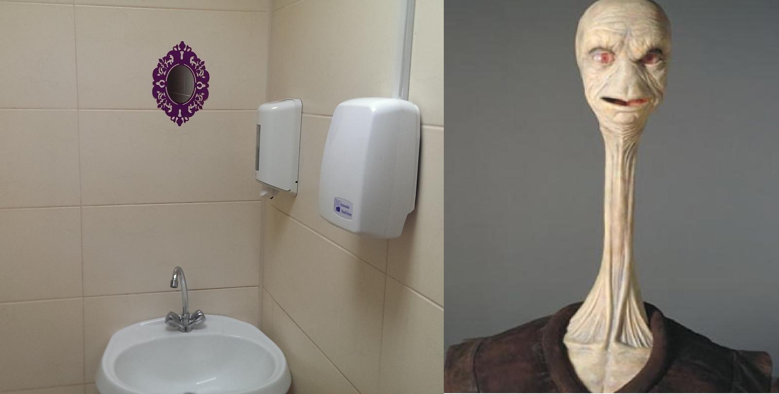 Женские дырки в туалетах, диана