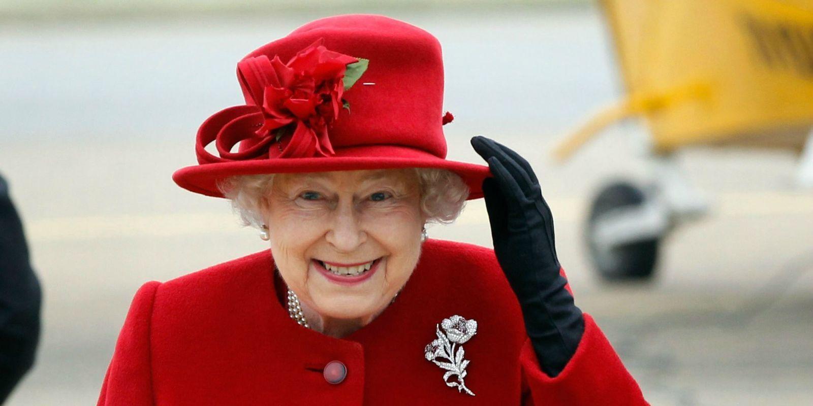 Пизда английской королевы