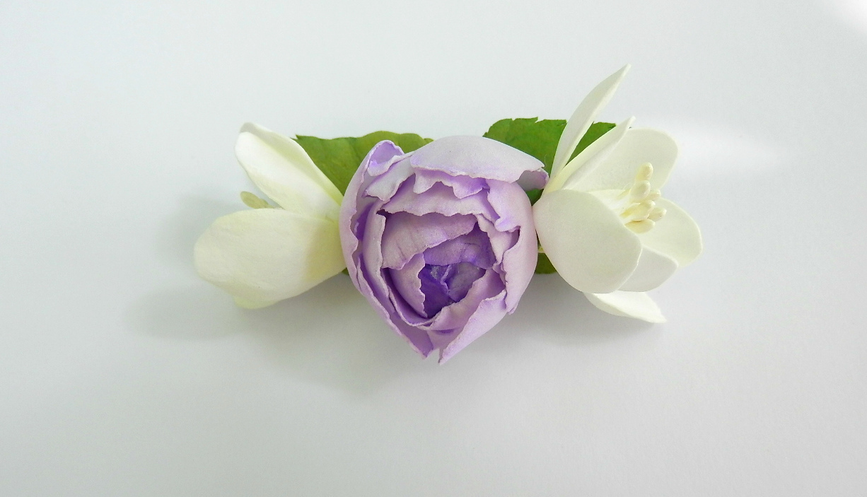 рукоделие цветы из фоамирана