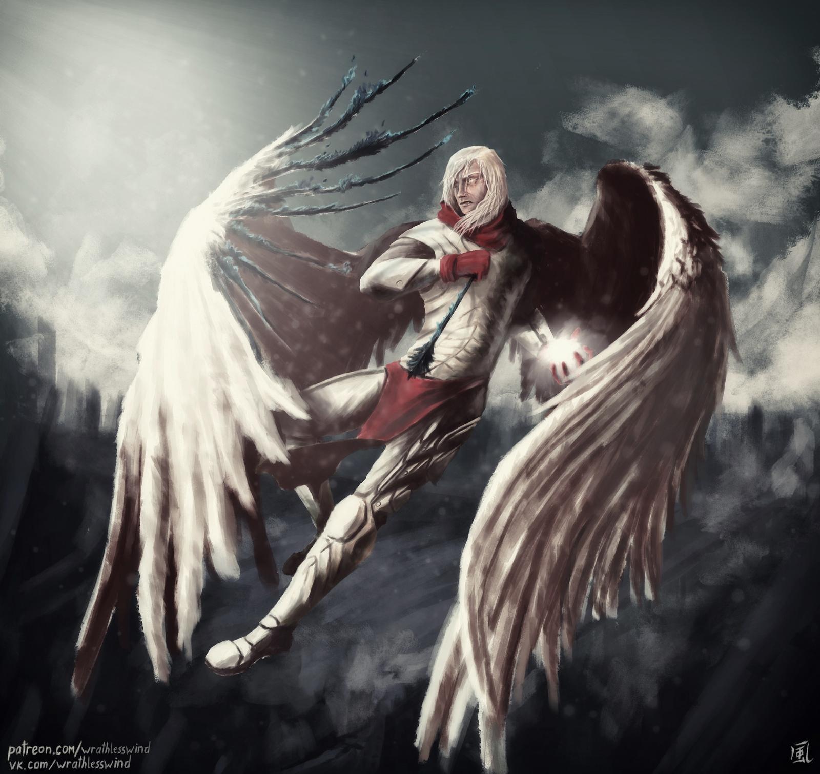 фото ангелов арт