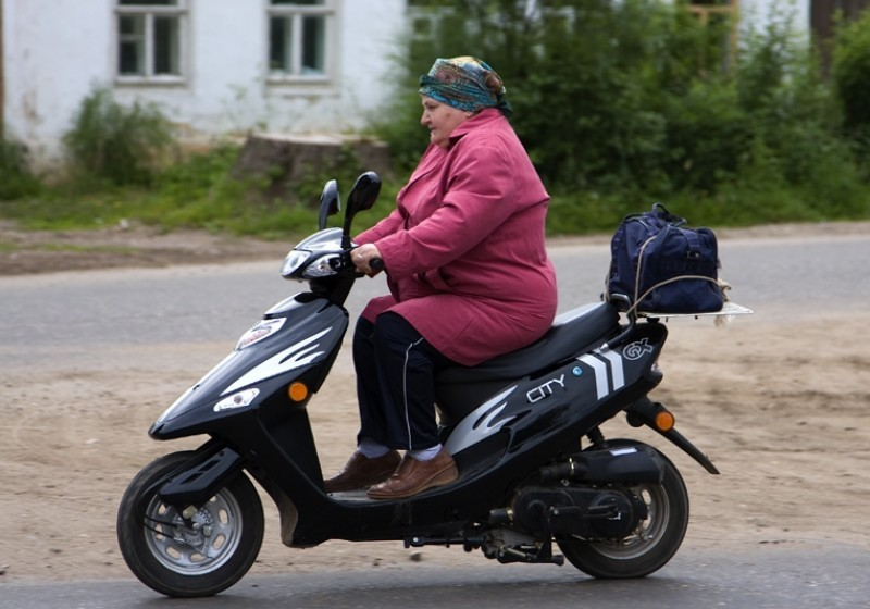 скутер фото смотреть