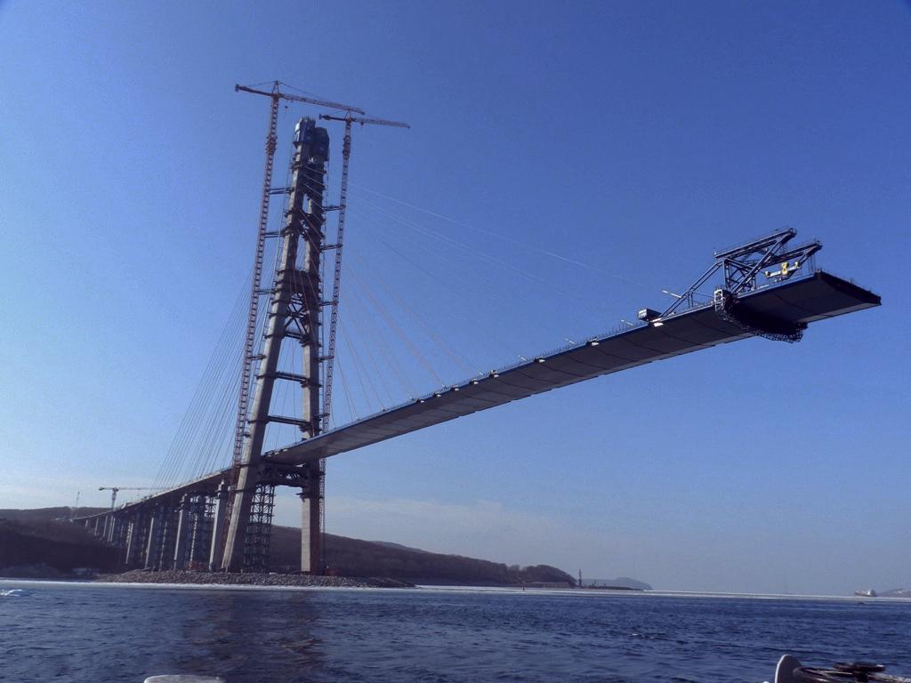 фото мост русский