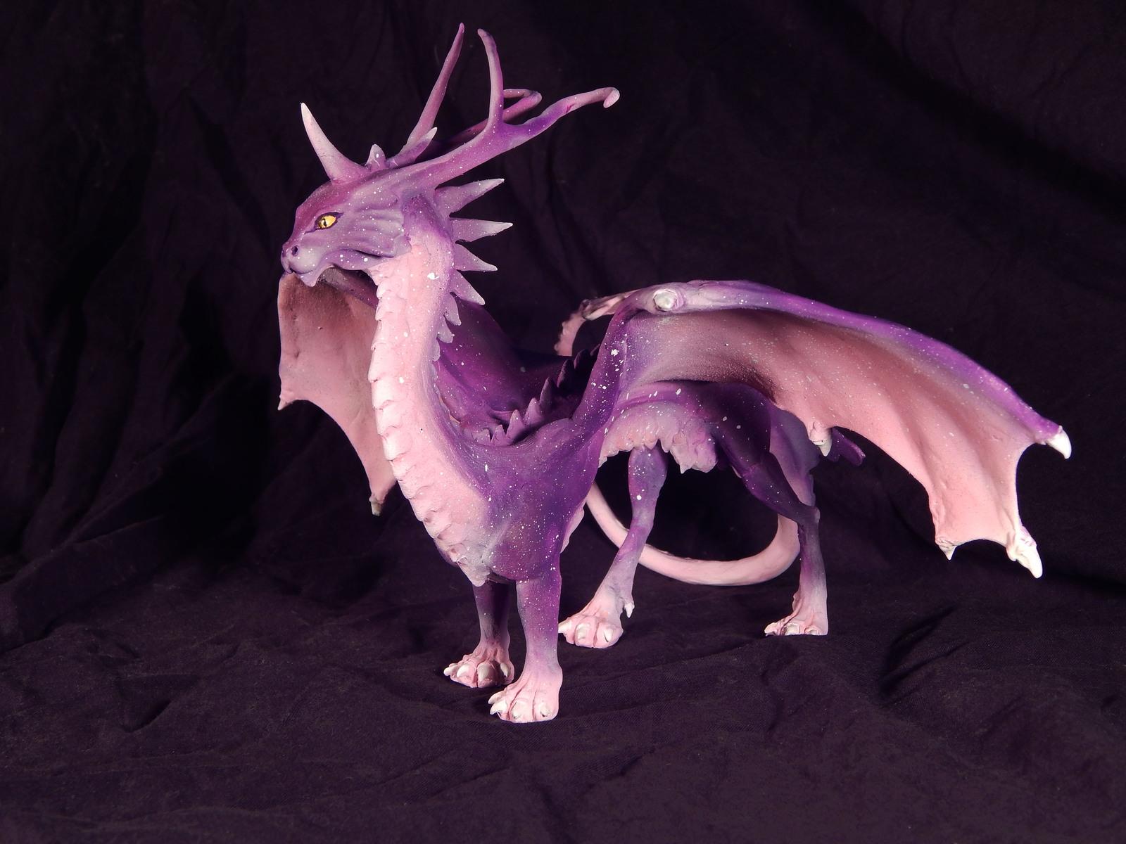 Как сделать волшебный дракон