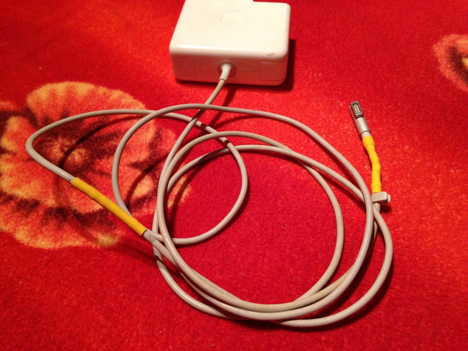 ремонт зарядки apple