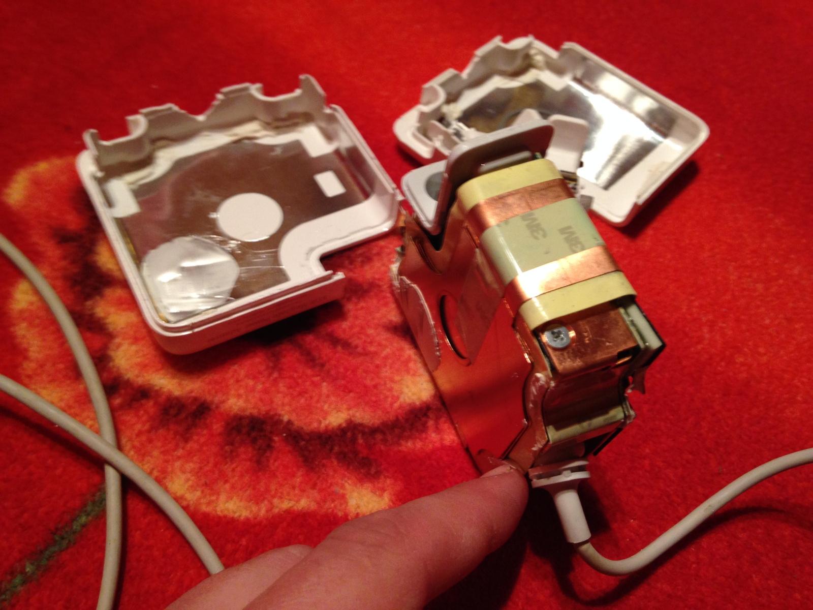 apple 85w ремонт