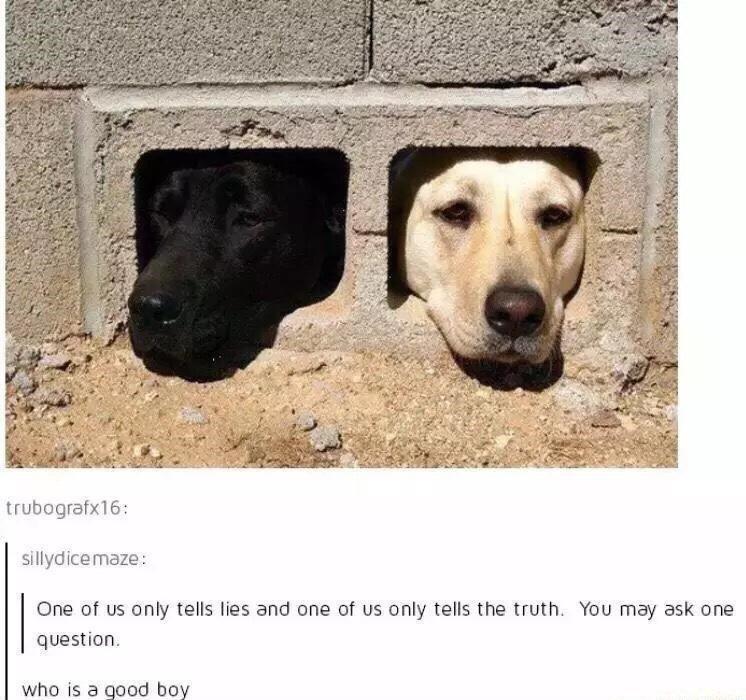 Древний пес пиздец