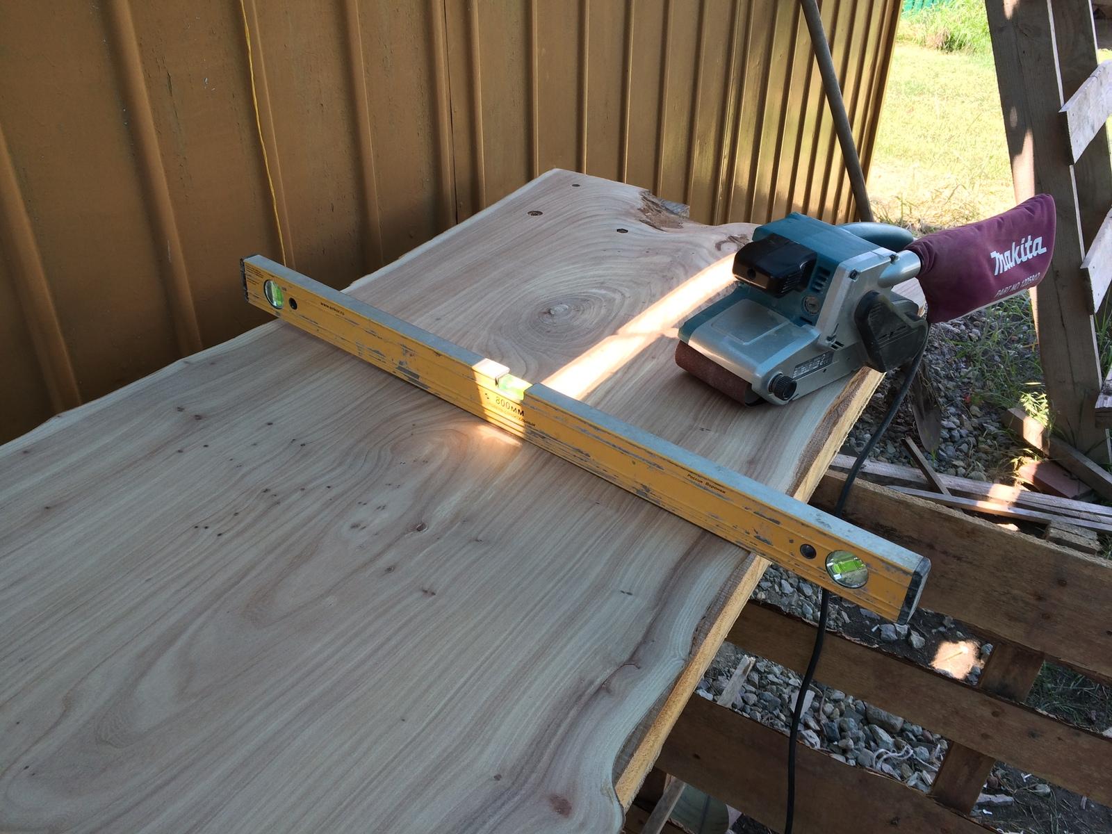 Столешница из дерева для ванной своими руками 88