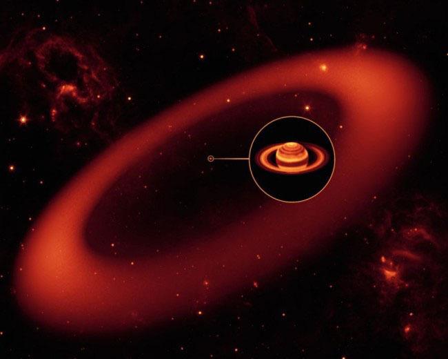 Картинки по запросу 1966 - Открыт спутник Сатурна Янус, который раз в четыре года меняется орбитой с другим спутником, Эпиметеем.