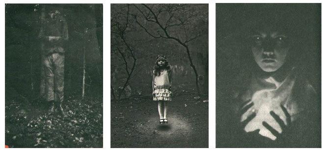 дом странных детей книга картинки
