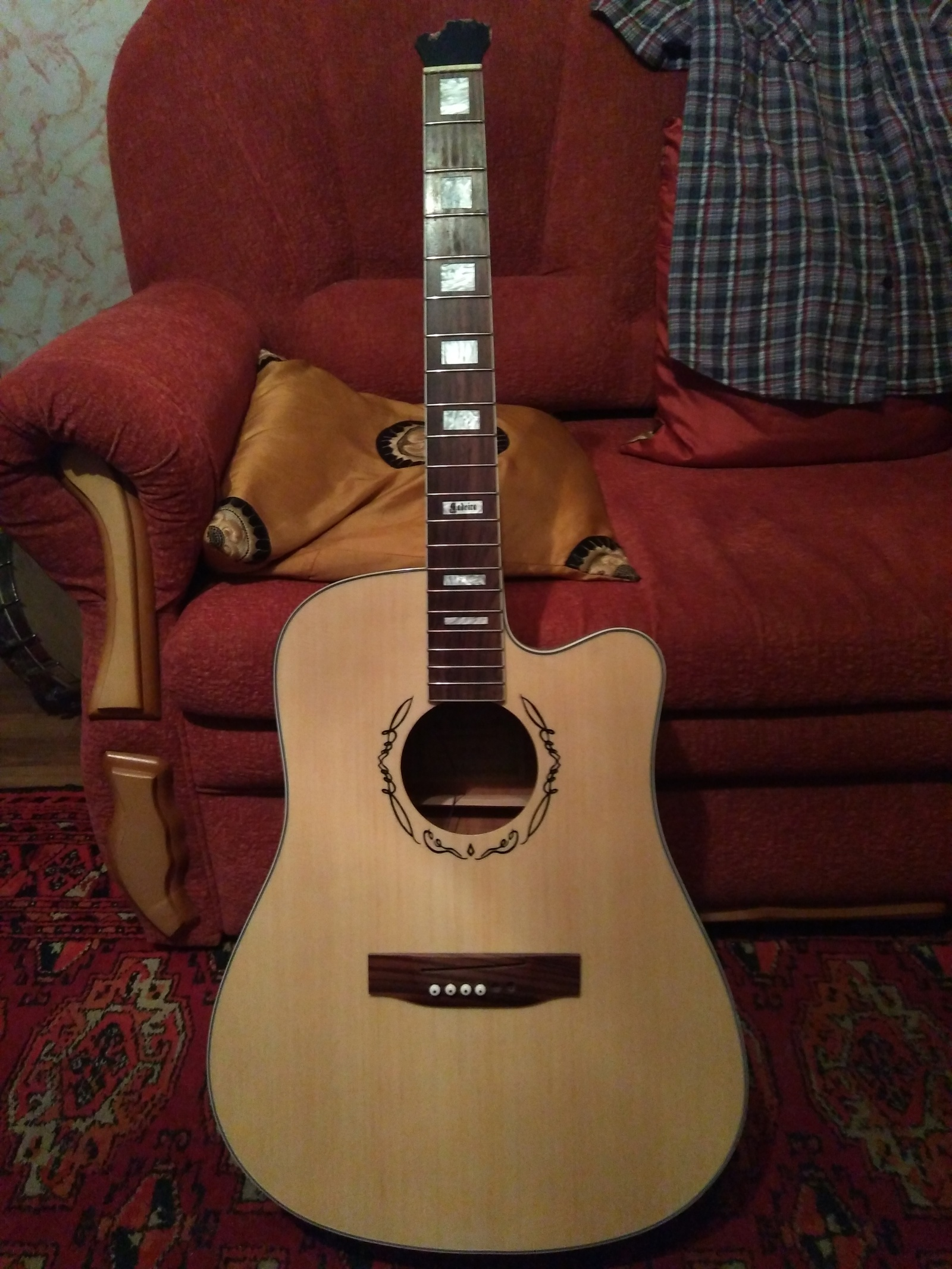 Ремонт гитары своими руками фото 807