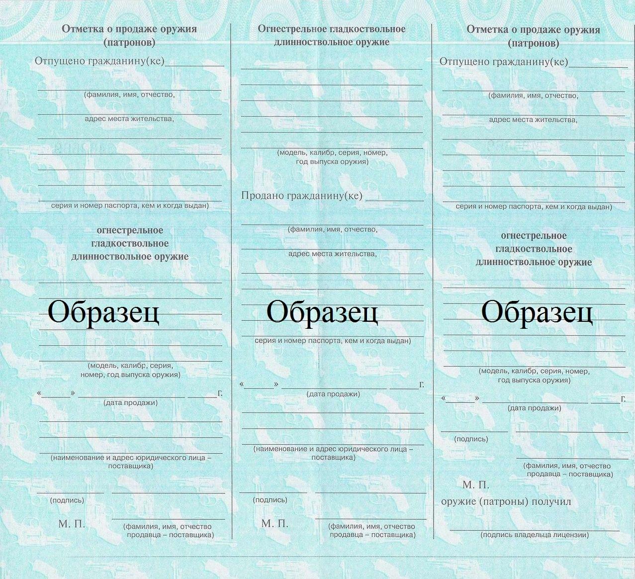 Получить лицензию на оружие по временной регистрации временная регистрация в нежилом здании