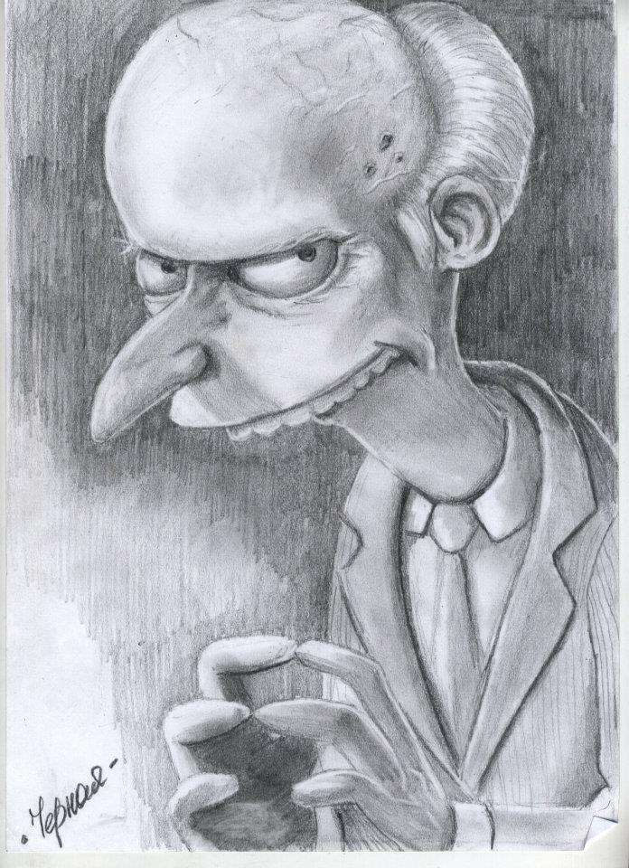 карандашом рисунки картинки