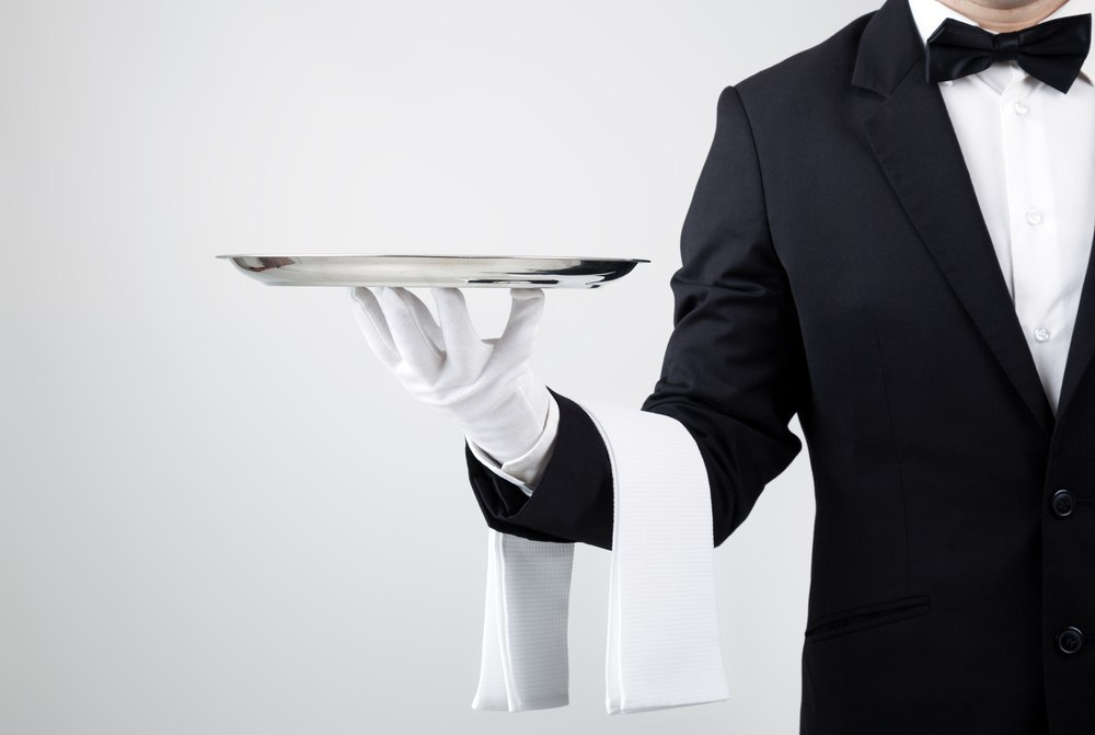 Картинки по запросу официант