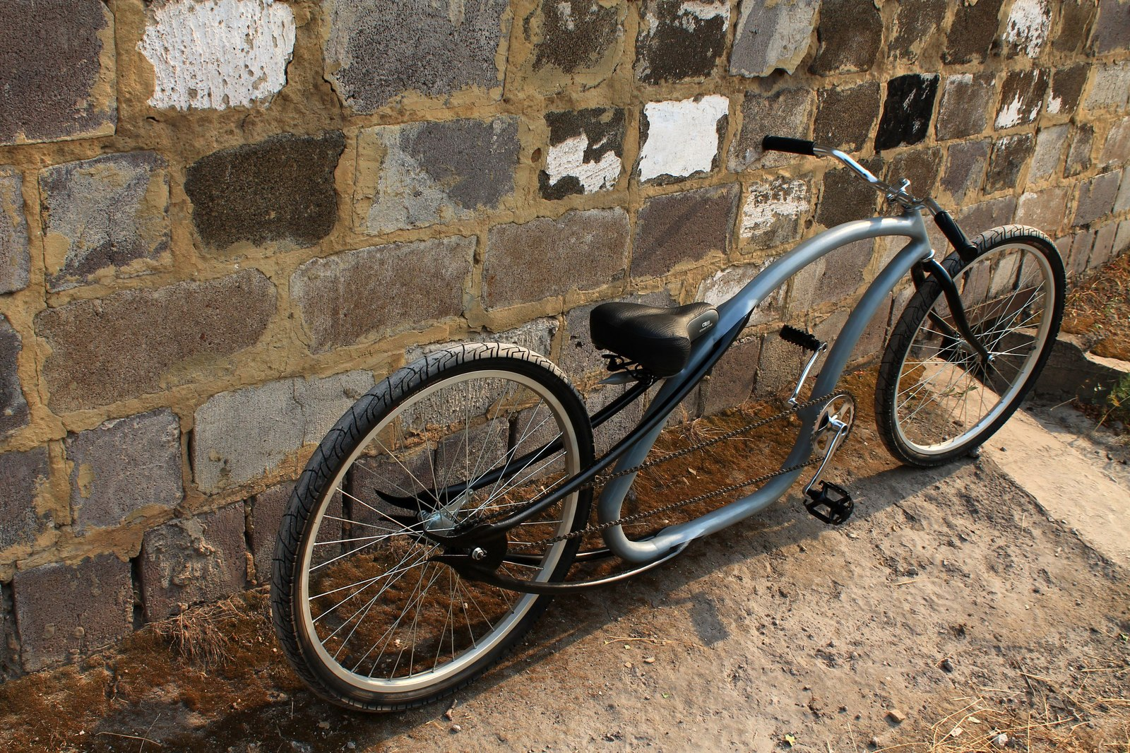 Велосипед лежачий своими руками фото 384