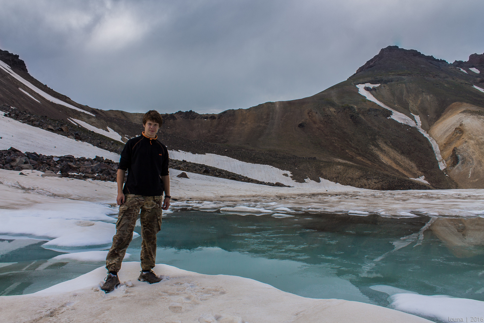 арагац гора фото
