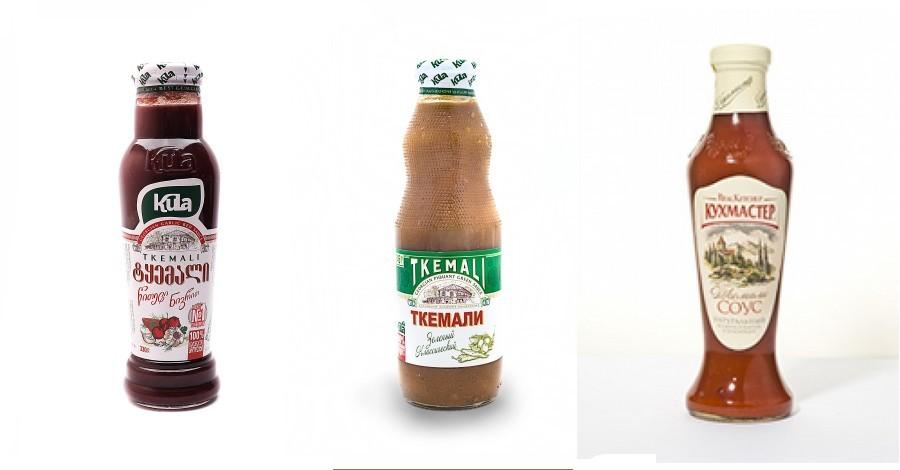 Ткемали рецепт кетчуп