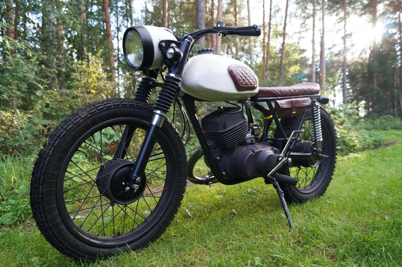 Как сделать большие мотоциклы 282