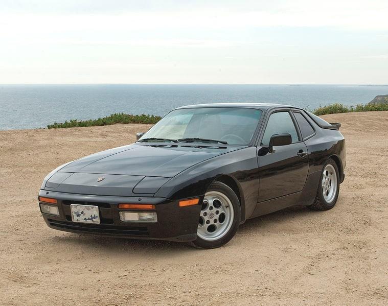 Porsche 924 , вынужденная революция классики. история, авто, Porsche, 924,  944