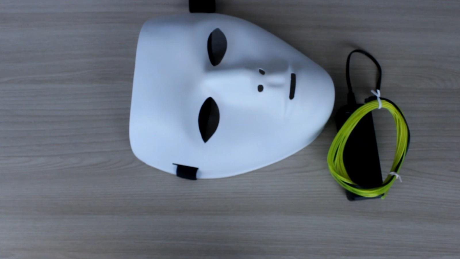 Как сделать самодельную маску фото 61