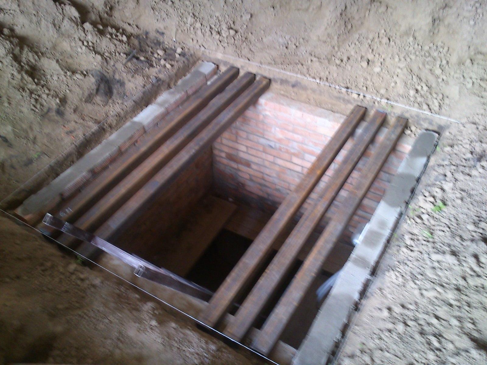 Как сделать яму в гараже если есть подвал своими руками фото 141
