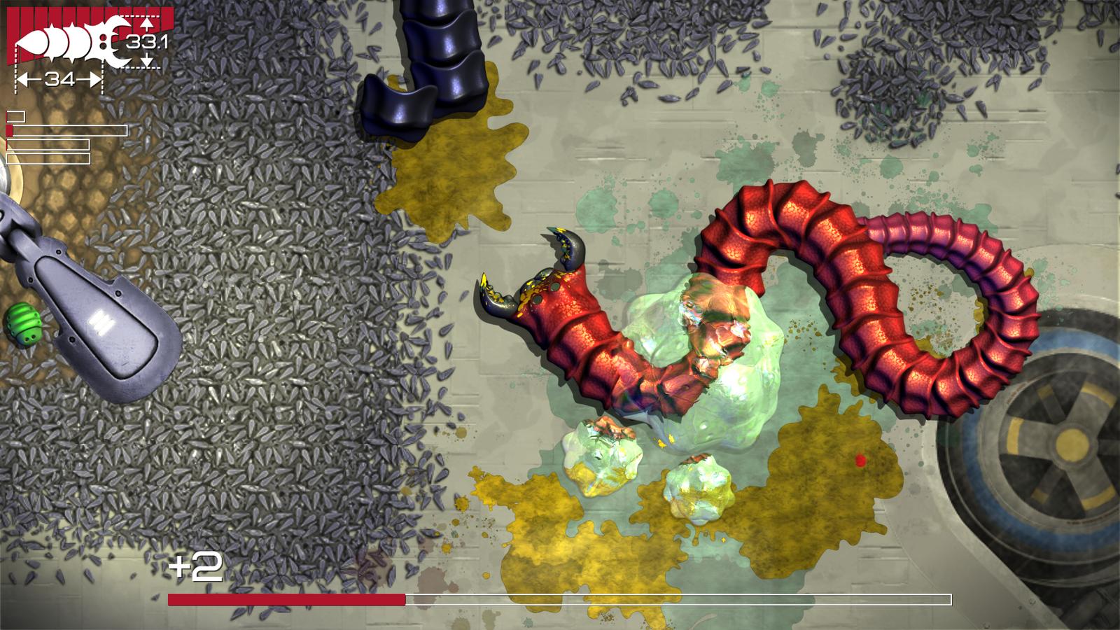 Скачать игру симулятор червя