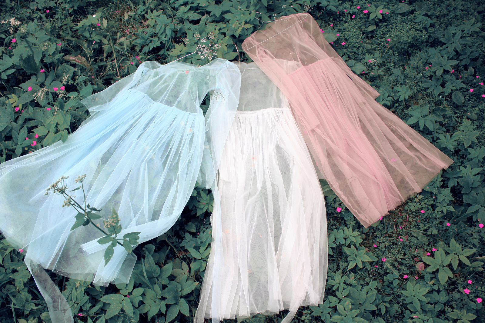 Платья для фотосессий своими руками