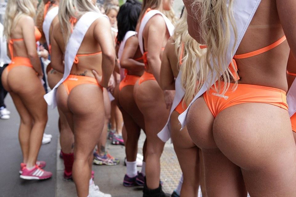 Бразильянки любят в попу