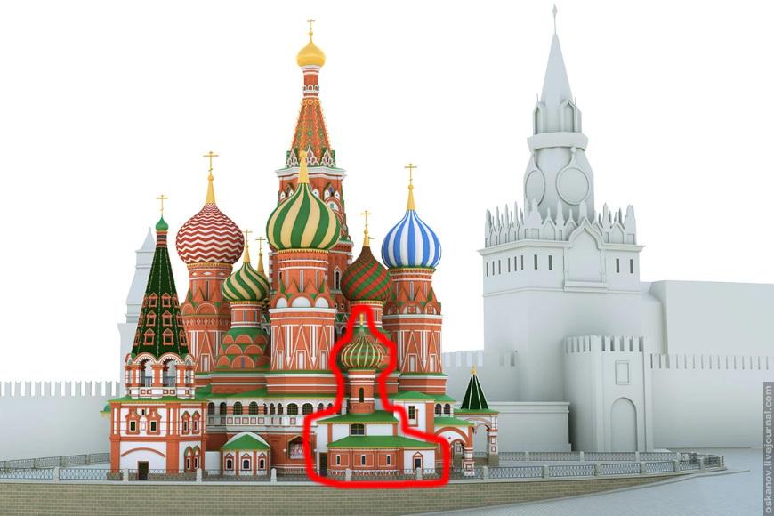 Открытие Кремля  виртуальный тур по резиденции Президента
