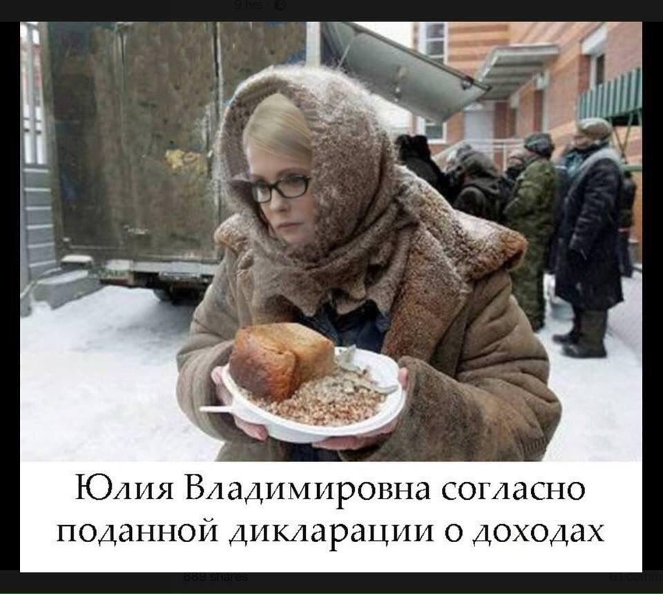 Мураев, Ляшко и Тимошенко лидируют в рейтинге самых богатых чиновников, претендующих на пост президента - Цензор.НЕТ 4632