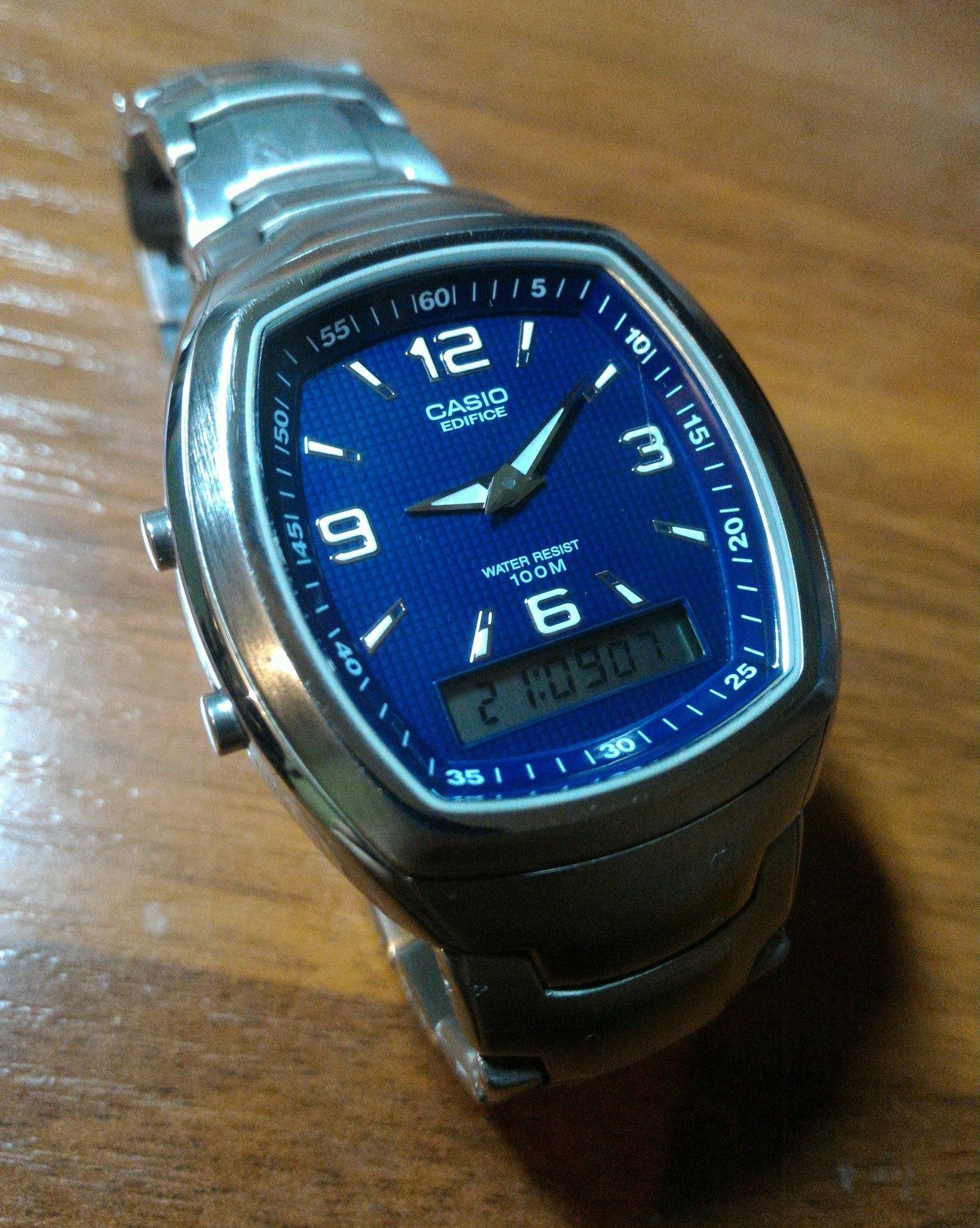 Мои часы Часы, Casio, Подарок, Время, Длиннопост 2686dca5cb3