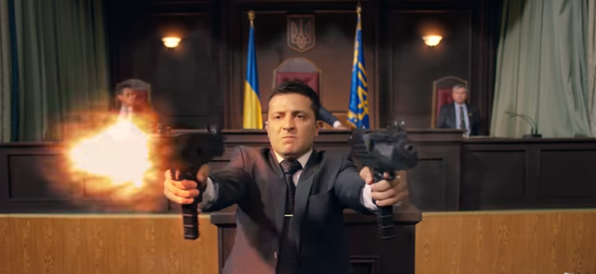 """""""Слуга народа 3"""". Сериал, который потряс Украину. Смотреть все три серии..."""