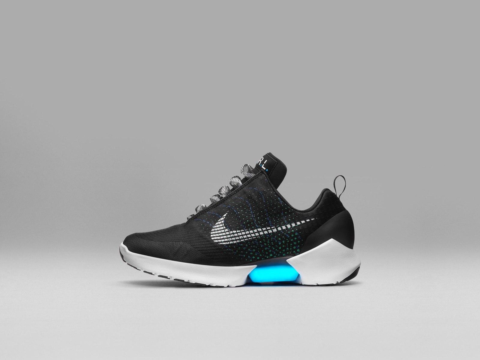 Кроссовки с автоматической шнуровкой Nike HyperAdapt 1.0 оказались  существенно дешевле baa6040d01011