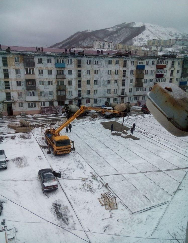 Город зима бетон раствор готовый кладочный цементный м200 цена за м3
