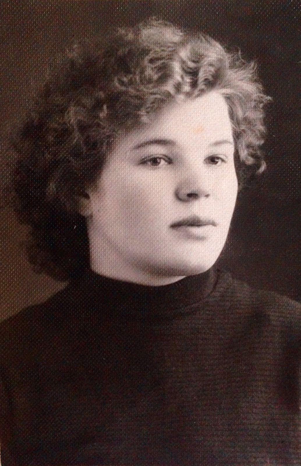 старые фотографии девушек