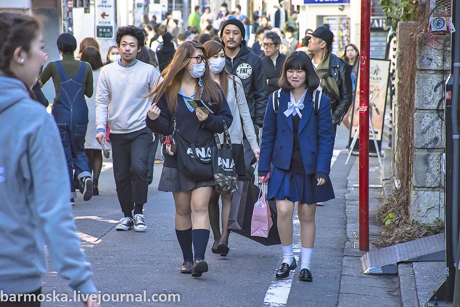 Японские ученицы порно в форме
